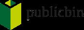 Publicbin Logo
